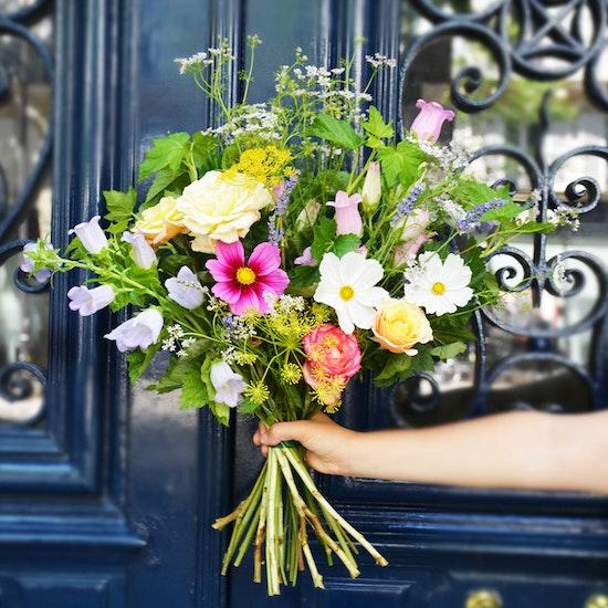 Dégustation de fleurs comestibles & création d'un bouquet