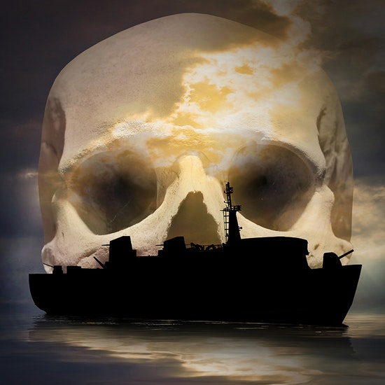 Ghost Yacht Halloween Costume Party!
