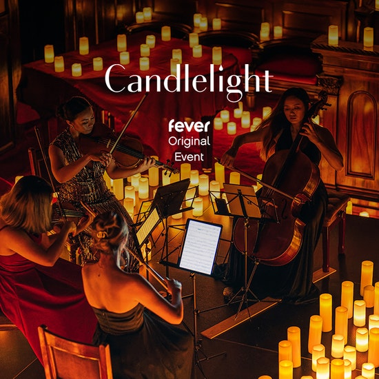 Candlelight: Film Scores Featuring John Williams and More