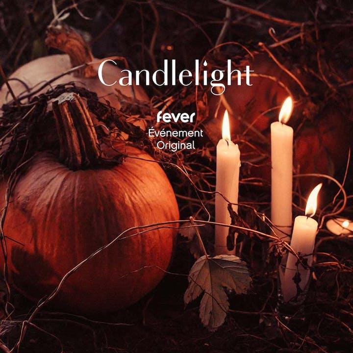 Candlelight Halloween : Bach et Rachmaninoff, Piano à la bougie