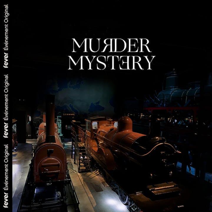 Murder Mystery : Enquête immersive dans un mystérieux musée !