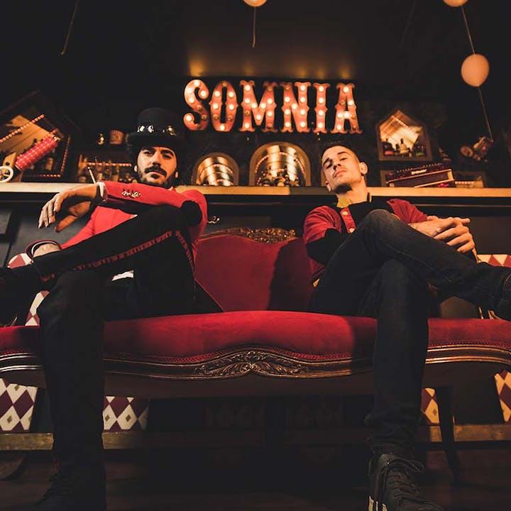 Somnia: Cócteles de autor, magia en tu mesa y más sorpresas