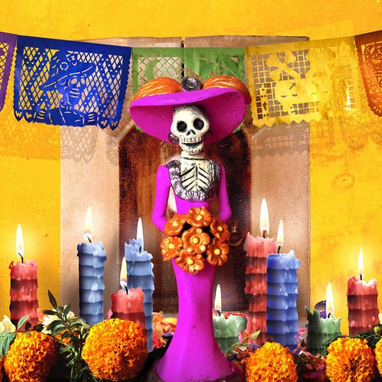 Day of the Dead - Print & Play Game Experience