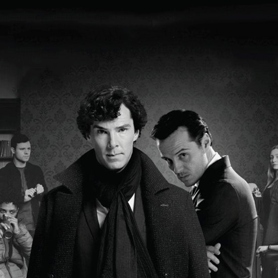 The Official Sherlock Live Game