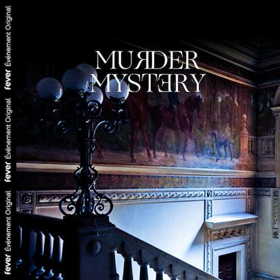 Murder Mystery : Enquête immersive dans un lieu secret