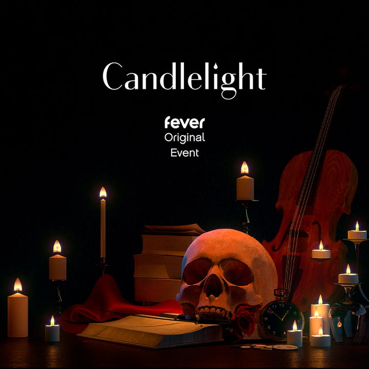 Candlelight Open Air Halloween: A Haunted Evening of Classical Compositions