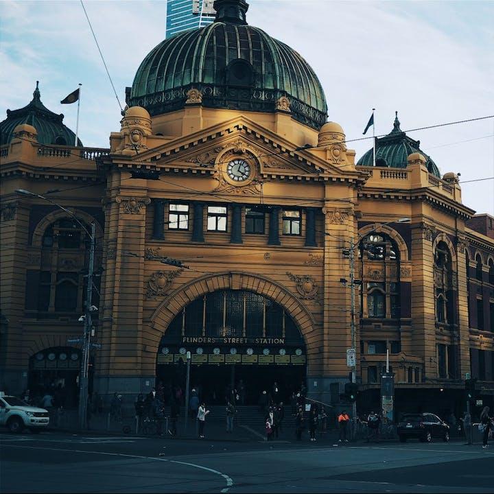 Haunted Melbourne Exploration Game