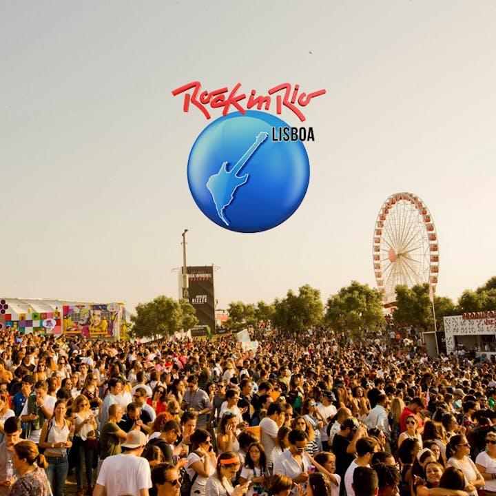 Rock in Rio Lisboa 2021: garante já o teu bilhete!