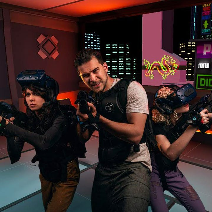 SHMOOTER: realidad virtual con tus amigos