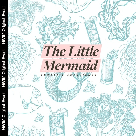 The Little Mermaid Cocktail Experience - Waitlist
