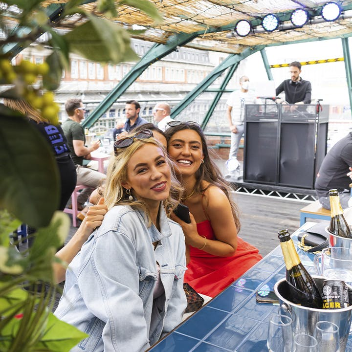Exile in Ibiza Rooftop Bottomless Brunch