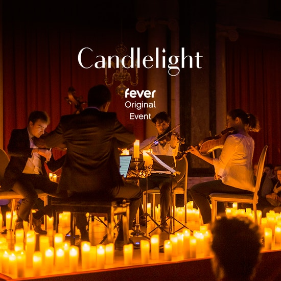 Candlelight: Romantic Classical Tunes at The Lantern