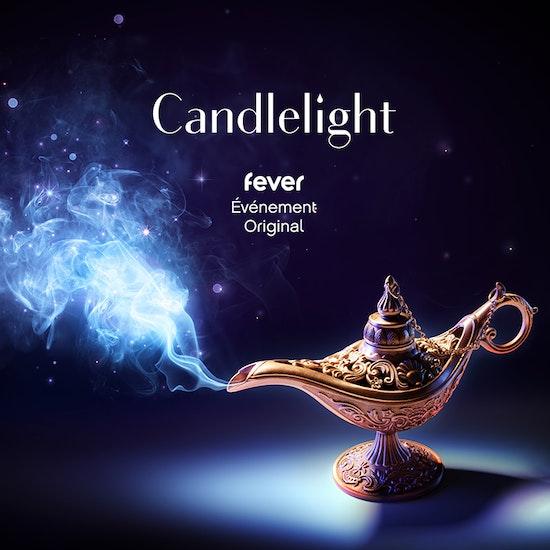 Candlelight: Musiques de dessins animés à la lueur des bougies