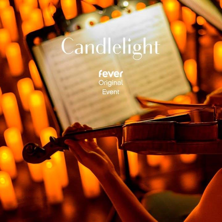 Candlelight: O Melhor do Rock à luz de velas