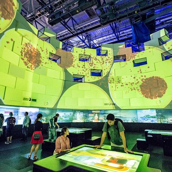 Cité des sciences et de l'industrie : Expositions permanentes