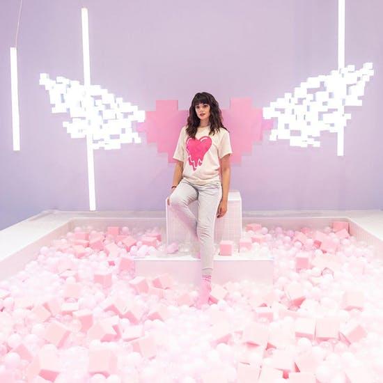 Pixinity Pop Up Immersive Art Exhibit Fever