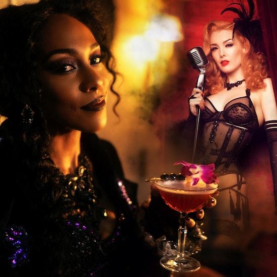 Speakeasy VIP: Cocktails, Burlesque, Decadence Delivered Home