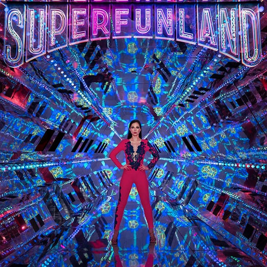 Superfunland at the Museum of Sex! Journey Into The Erotic Carnival