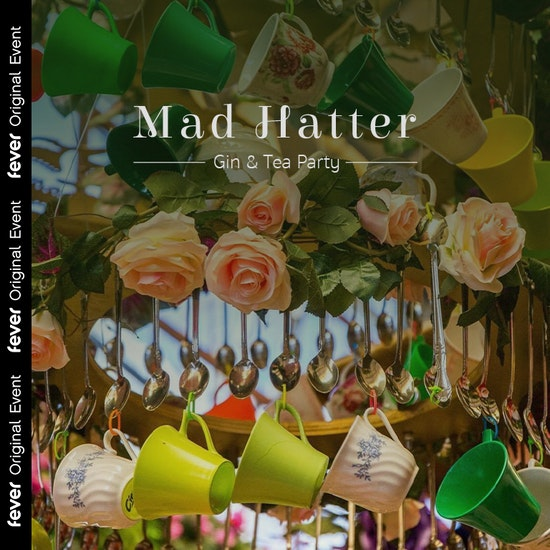 Mad Hatter's (Gin &) Tea Party - Waitlist