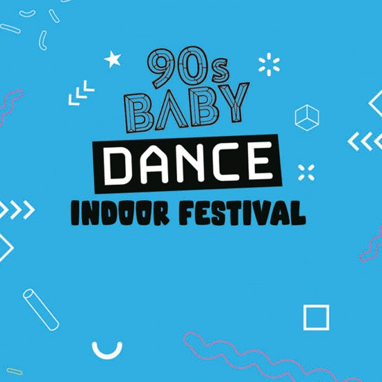 90s Baby Dance Festival! Featuring N Trance, Sonique & more!