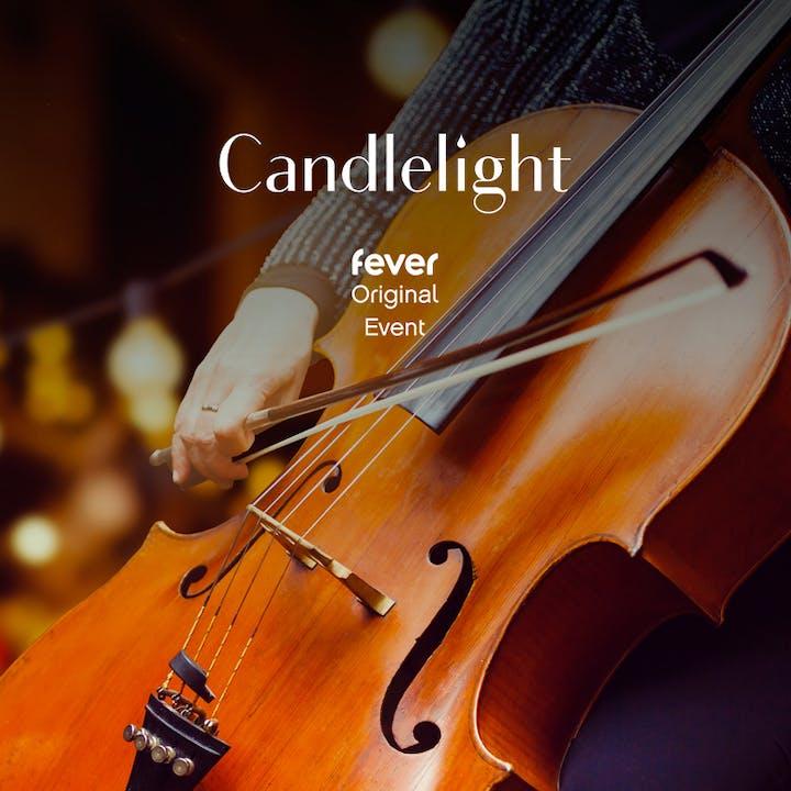 Candlelight Natal: Tchaikovsky e Vivaldi à luz das velas