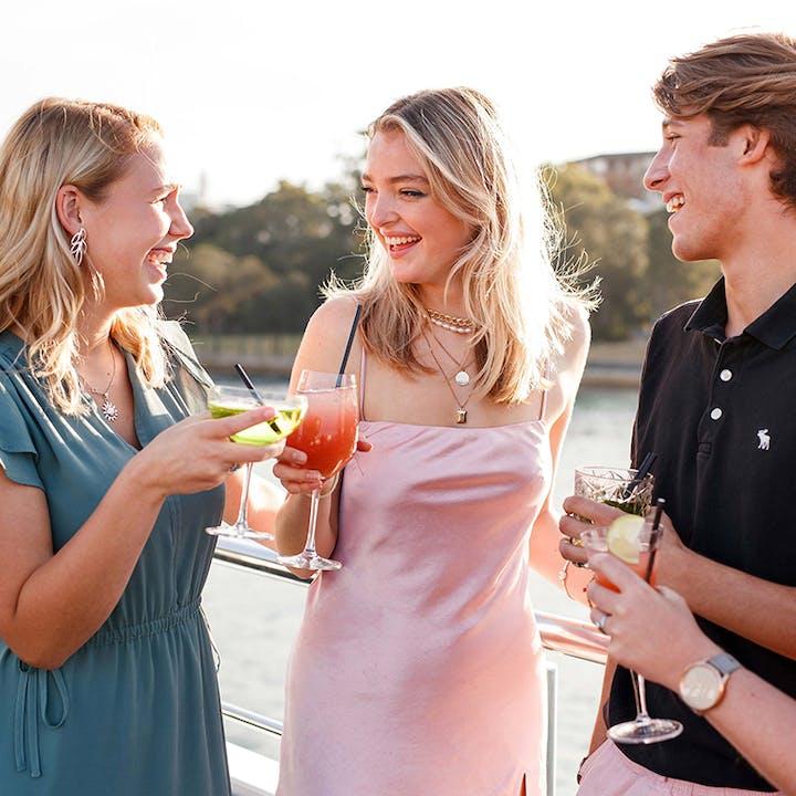 High Tea at Sea Cruise