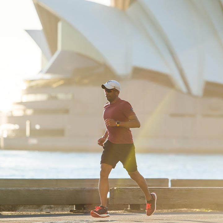 Fit City Sydney Running Tour including Ferry Ticket!