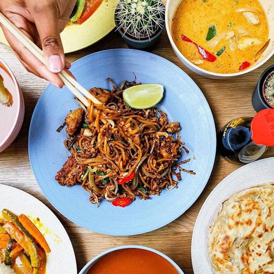 Tai Pan Alley: Asian Street Food Bottomless Brunch!