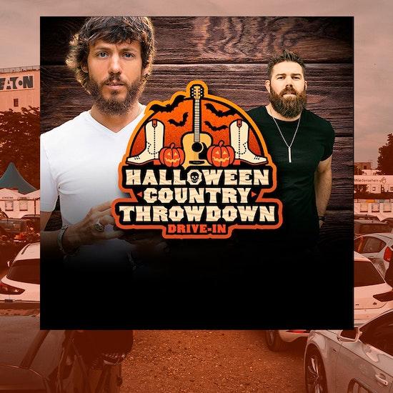 Halloween Country Drive-In ft. Chris Janson & Jordan Davis