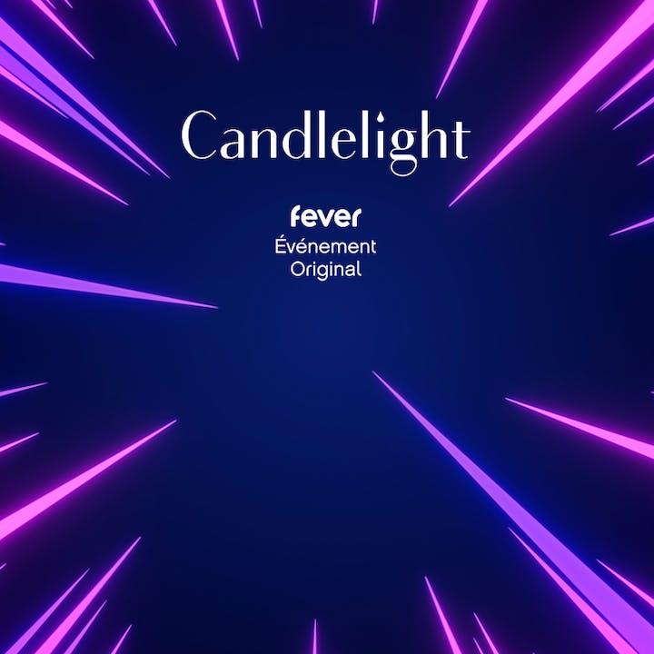 Candlelight Musiques d'Animes : Piano Solo à la bougie