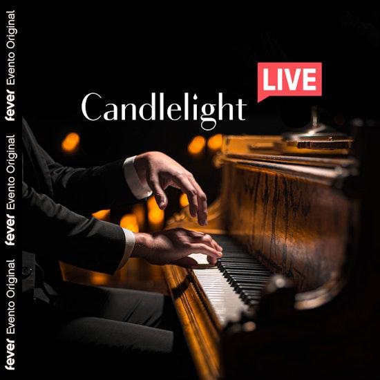 Candlelight Live Premium: Chopin & Beethoven, piano en directo bajo la luz de las velas