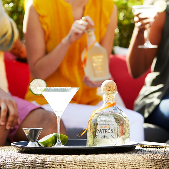 Margarita Patron Masterclass with Mexican Chef
