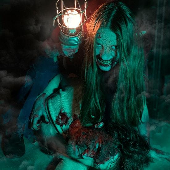 Parasomnia : Labyrinthe de l'horreur dans le noir