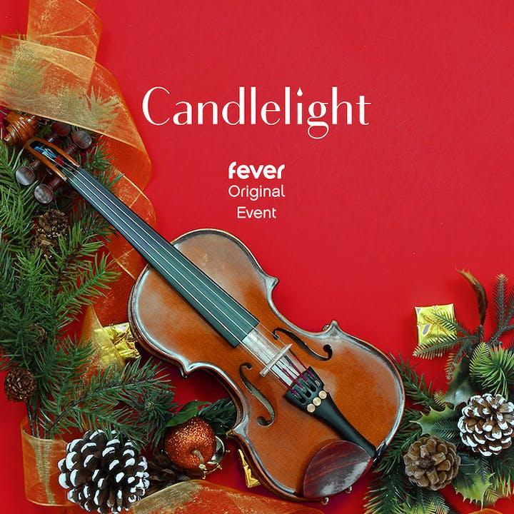 Candlelight: Músicas de Natal à luz das velas