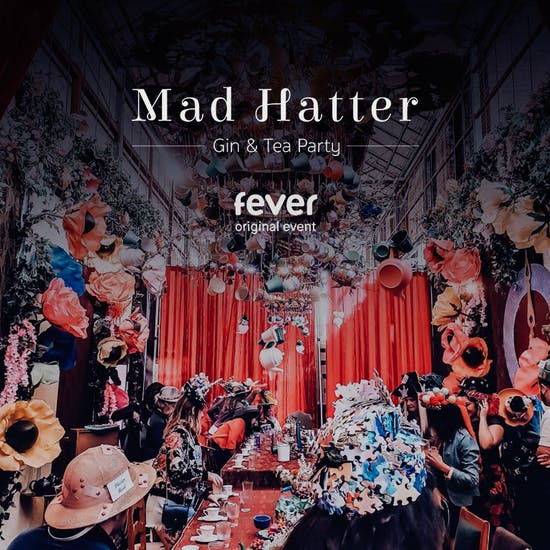 Mad Hatter's (Gin &) Tea Party: Los Angeles