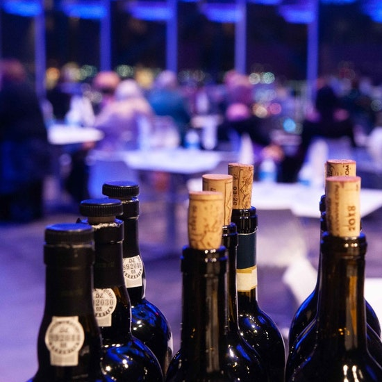 Paired Wine Tasting with Sommelier at Reunion Tower