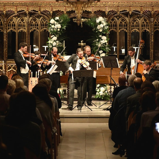 Candlelight Concerts at Southwark Cathedral