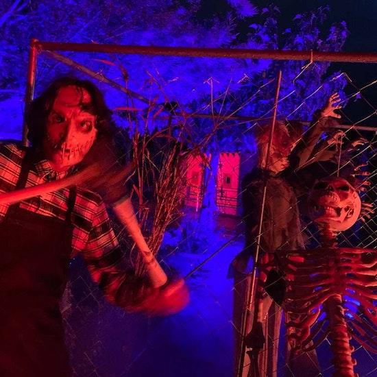 Scary Valley: terror y diversión por Halloween