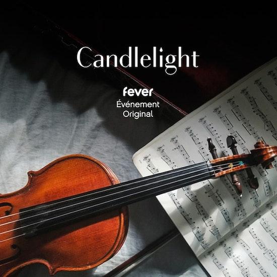 Candlelight: Beethoven, Quatuor à la lueur des bougies