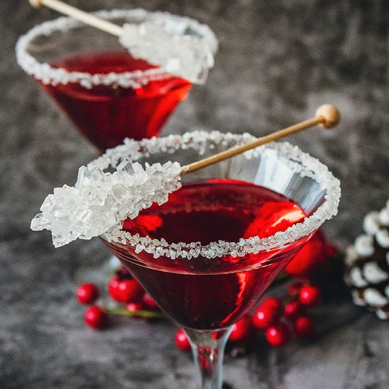 3 Cocktails at Winterland's Alpine Lodge