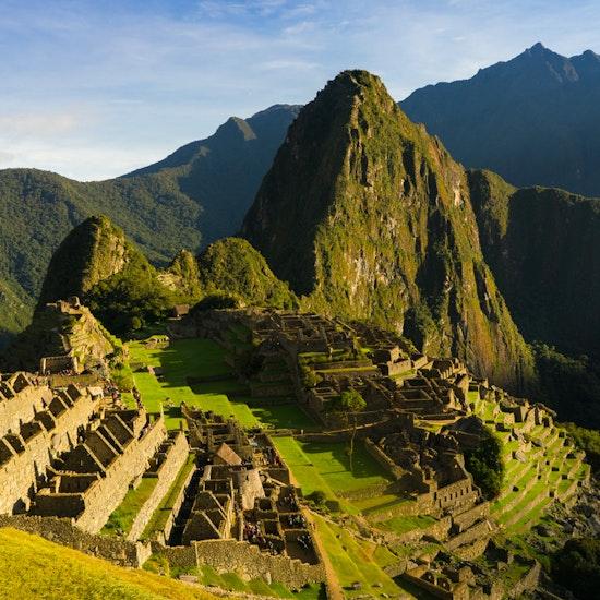 Visite virtuelle gratuite du Machu Picchu