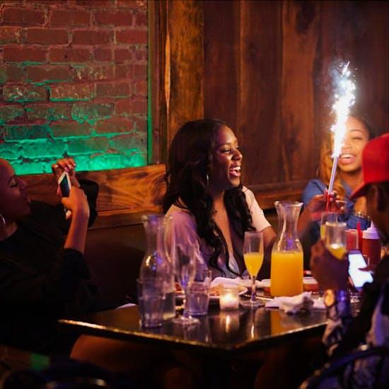 5 Hour NYE Open Bar At Libation