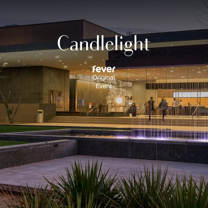 Candlelight: Favorite Anime Themes at the Phoenix Art Museum