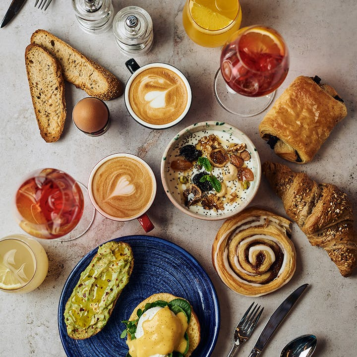 Dudy Café: brunch artesanal con copa