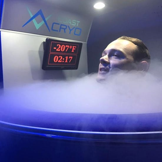 Whole Body Cryotherapy Session | Fever