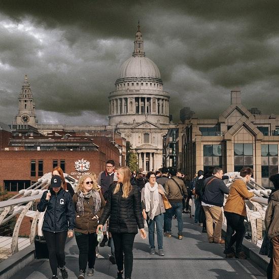 Visite virtuelle du monde cinématographique de Londres