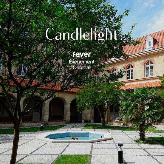 Candlelight Open Air : Les 4 Saisons de Vivaldi à la bougie