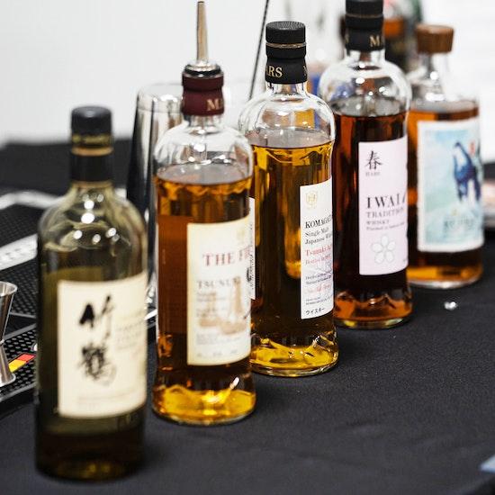Whiskey Wednesday: Whiskey Tasting and Mixology Event