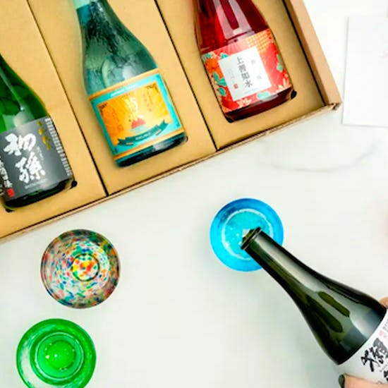 Tippsy Sake: 5 Star Rated Curated Box of Sake Bottles With Delivery | Fever