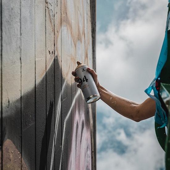 Spray 'n' Sip - Interactive Rooftop Urban Art Party